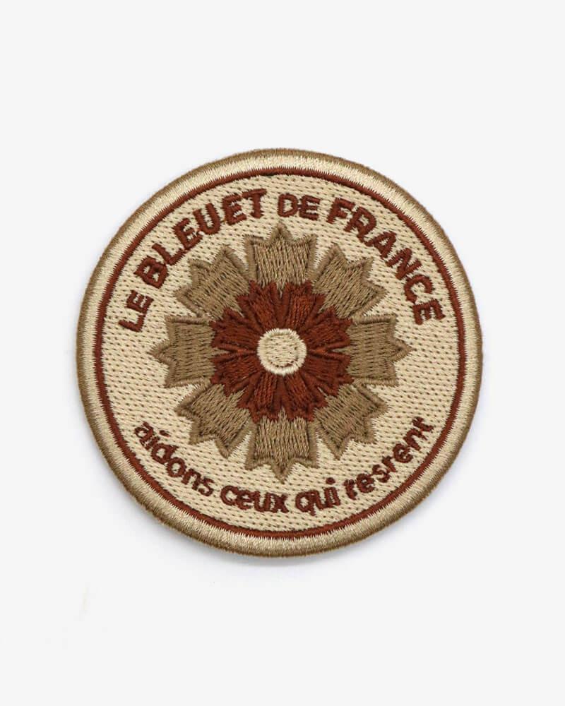 Patch brodé OPEX x Bleuet de France