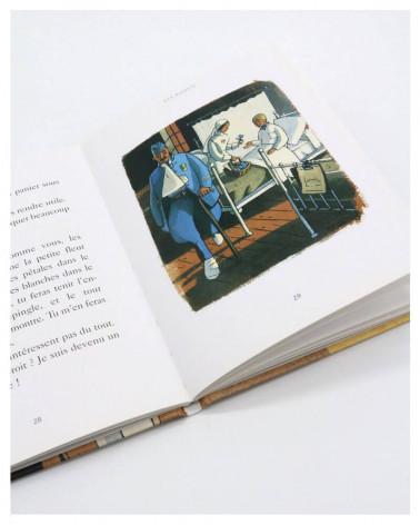 """Livre """"Les Bleuets de l'Espoir"""""""