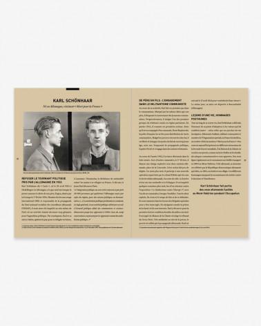 """Livre """"Mont-Valérien, Mémoires intimes, Mémoire nationale"""""""