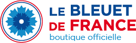 Boutique du Bleuet de France logo